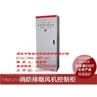 11KW武汉中电排烟风机兼排烟风机双电源箱设备厂家直销