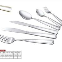 义乌小商品不锈钢餐具牛排刀叉 西餐刀叉