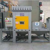 不锈钢制品表面强化处理喷砂机 红海喷砂机厂家 自动打砂机