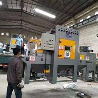 不锈钢表面强化处理喷砂机 平板输送式喷砂机制造厂家