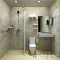 普集 UB1420标准型 整体卫生间、整体卫浴、整体浴室