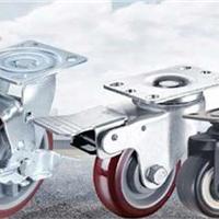 聚氨脂脚轮产品应用非常广泛几乎涉及任何行业