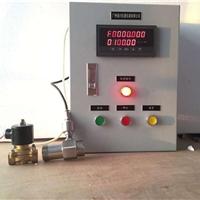 广州定量控制加水流量计设备系统