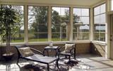 有了阳光房才可以更好的享受生活-阳光房可以用塑钢做么