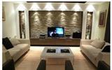 50张好看的客厅电视背景墙, 都超极简! 收藏不谢-客厅背景墙壁纸