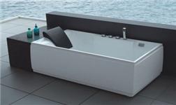 浴缸选购规划好这五点 洗浴体验简直完美