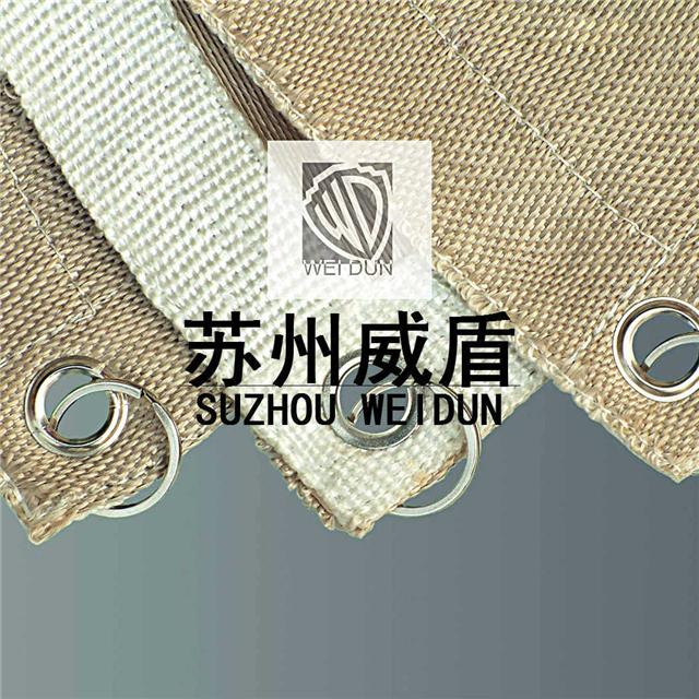 苏州防火高温布,防火焊接毯,玻纤毯