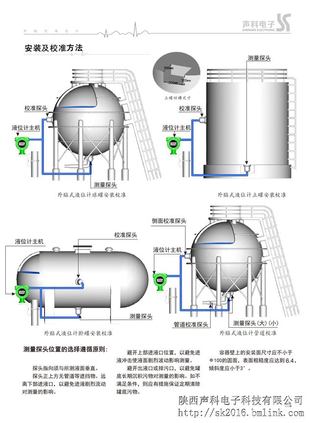 LPG液位计装置校准