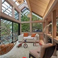 合肥设计定做高档阳光房整体色调怎么选择