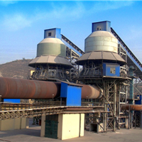 120T石灰生产线