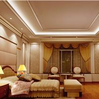 酒店别墅装修设计 石膏线条