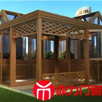 合肥鼎力高档铝合金阳光房同城上门测量安装