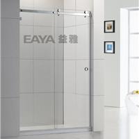 供应304不锈钢新款玻璃隔断门卫生间推拉门