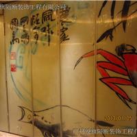 广州锐旗隔断供应广州市玻璃酒店活动隔断