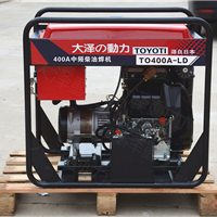 TO500A-LD,带保护装着发电焊机价格