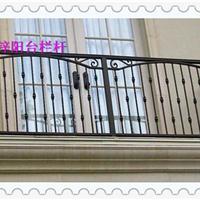 钢喷涂阳台护栏厂家 学习提高素质改变放眼未来