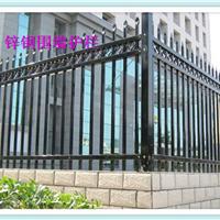 小区围墙栏杆,小区护栏生产厂家,锌钢围墙栅栏厂家