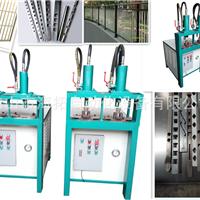供应不锈钢防盗网锌钢护栏高速液压冲孔机