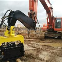 供应工马挖掘机液压打桩机打桩锤振动锤