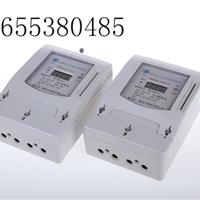 供应单相预付费智能电表 IC卡智能电表厂家