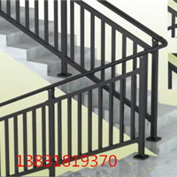 锌钢围栏生产厂供应楼梯扶手