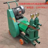 水泥灌浆泵机器|河北秦皇岛ZJB-6泥浆泵安全