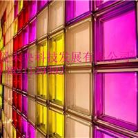 供应天津工艺彩色玻璃加工