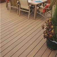 大庆生态木塑木WPC环保木再生木PVC长城板