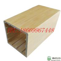 生态木方木 生态木方通 立柱隔断