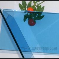 广东地区宝石蓝 有色玻璃供应 专业玻璃装柜