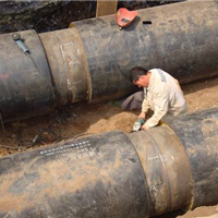 直埋热力管道蒸汽保温螺旋钢管公司简介