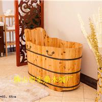 供应齿接香柏木沐浴桶064橡木沐浴桶,足浴桶
