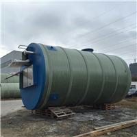 上海一体化预制泵站污水提升装置厂家
