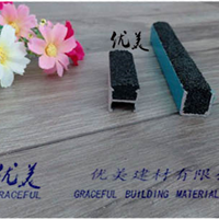 上海水泥面坡道金刚砂防滑条