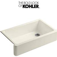 Kohler K-6489 科勒进口陶瓷水槽