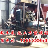 高邑县二次结构用混凝土泵 缩短工期的选择