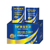 美宝莱漆天然植物油木器漆