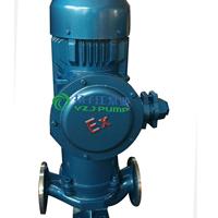 ISGB系列防爆管道泵