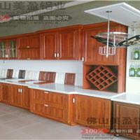 佛山橱柜铝材厂家 铝合金卫浴柜瓷砖橱柜