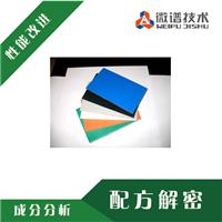 PVC板材配方