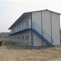 供应苍南雅致房 轻钢组合房 活动房搭建
