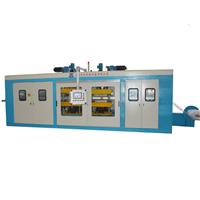 供应ZS-5567 PLC 高效程控正负压热成型机