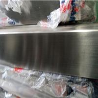 供应无锡304拉丝不锈钢方管厂价直销