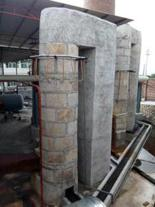 供应:水膜除尘器、花岗岩脱硫塔
