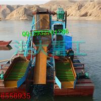 山东科大淘金船下挖深度1-25m报价