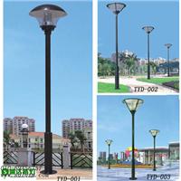 厂家供应多种庭院灯造型完美 防雨防雷