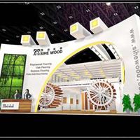 2017广州国际led展展位设计搭建 维意