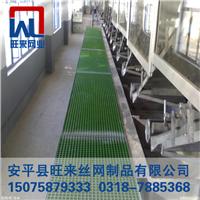 玻璃钢格栅板尺寸 钢格栅板 复合沟盖板厂家