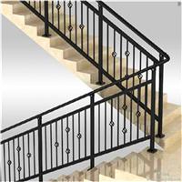 南宁铁艺楼梯扶手 定制铁艺楼梯扶手的厂家