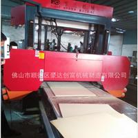 重庆金丝楠木锯机HD1300木塑复合材料锯